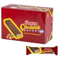 Arkadaşlllarrrr aranızda ülker çikolatalı gofret sevmeyen var mııı?😀?
