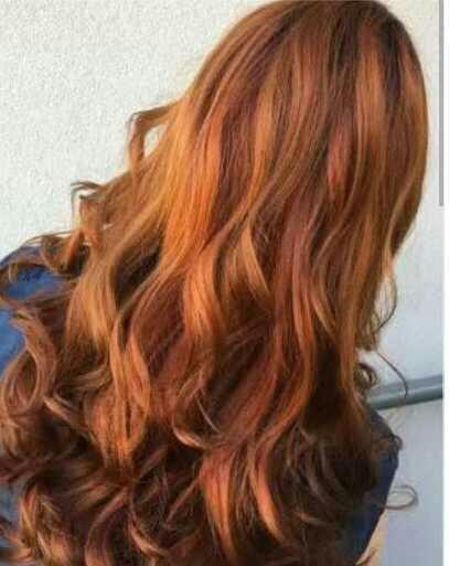 Sevgilinizin saçı ne renk olsun isterdiniz ??
