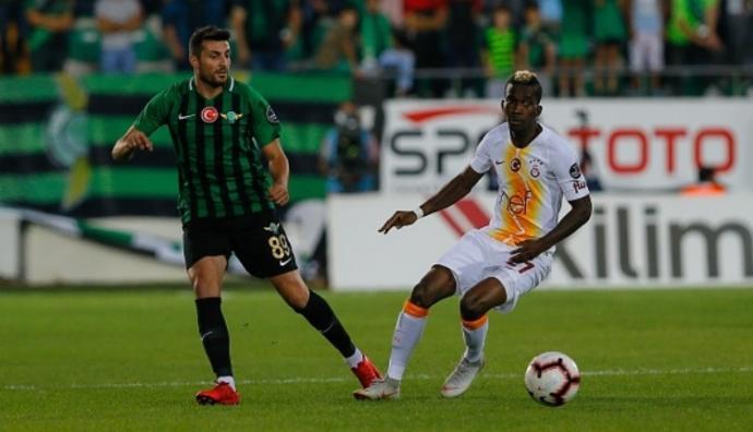 Akhisarspor Galatasaray Ziraat Türkiye Kupası