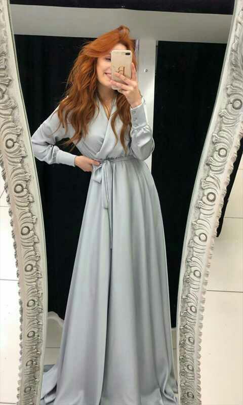 Mezuniyet elbisesi??