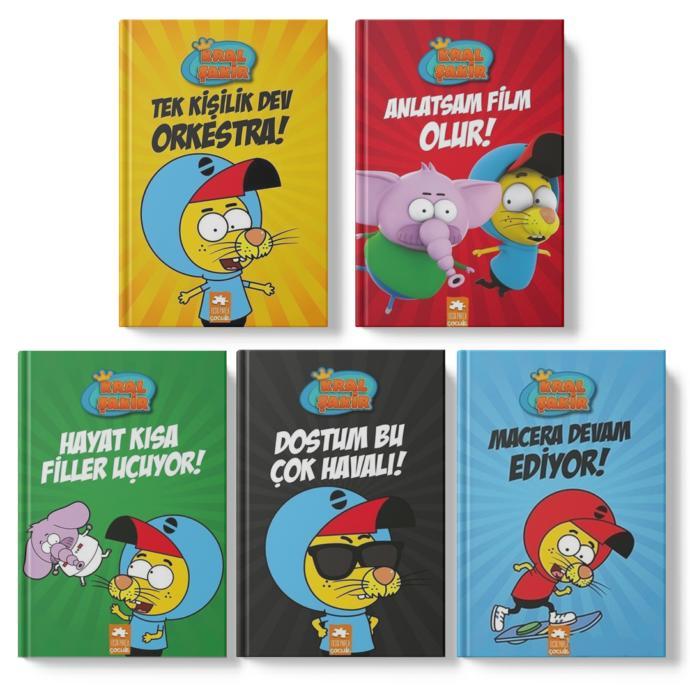 Kızım için hangi kitap setini seçmeliyim?