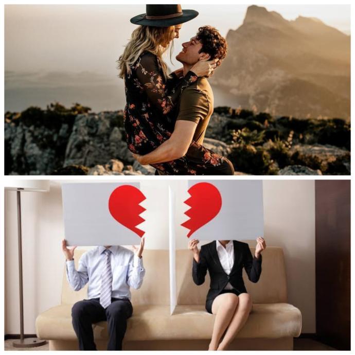 Küçük çaplı ayrılıklar ve kavgalar aşkı/sevgiyi kuvvetlendirir mi?