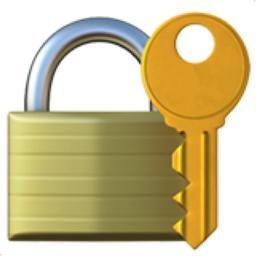 Kapalı kilit anahtar emoji anlamı nedir?