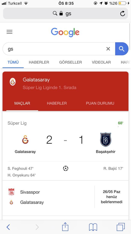 Galatasaray- Medipol Başakşehir?