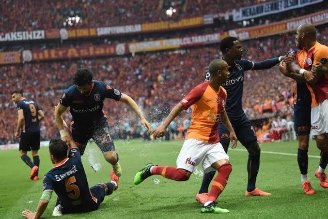 Galatasaray Şampiyon oldu.