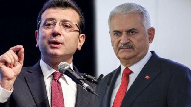 İstanbul  da bugün seçim olsa oyunuzu kime verirsiniz?