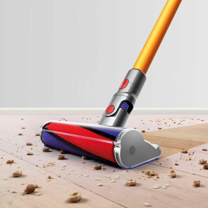 Çalışan ev hanımının bayram temizliğinde işini hangi alet kolaylaştırır?
