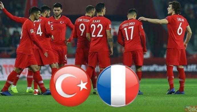 Türkiye-Fransa maçı hakkında yorumlarınız nedir?