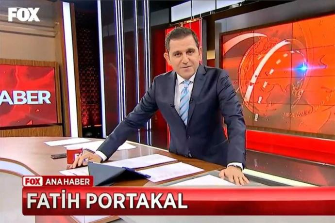 Sanki fox haber dışında büyük kanallarda tarafsız yayın yapan yok. Fox ana haber ve fatih portakal hakkında ne düşünüyorsunuz?