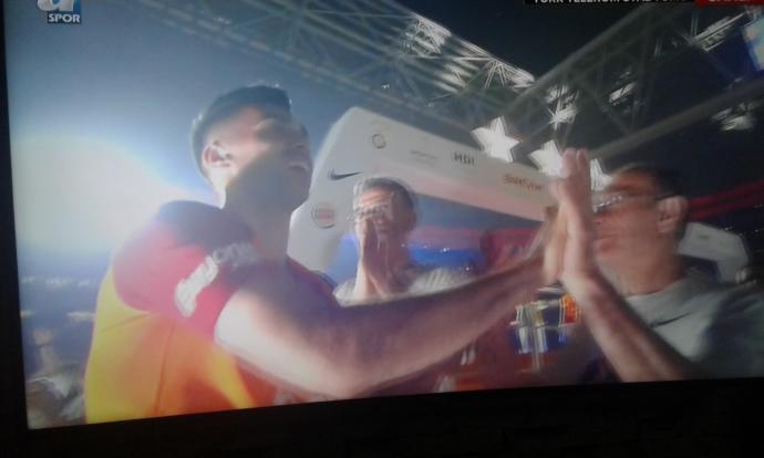 Galatasaray'ın şampiyonluk kutlaması muazzam olmamış mı?
