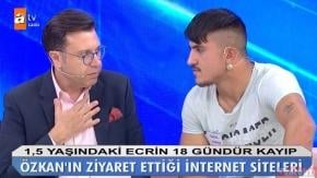 Müge anlı'daki olayda, 19 yaşındaki Özkan'ın telefonundan girdiği site geçmişine bakıldı, bu nedir?