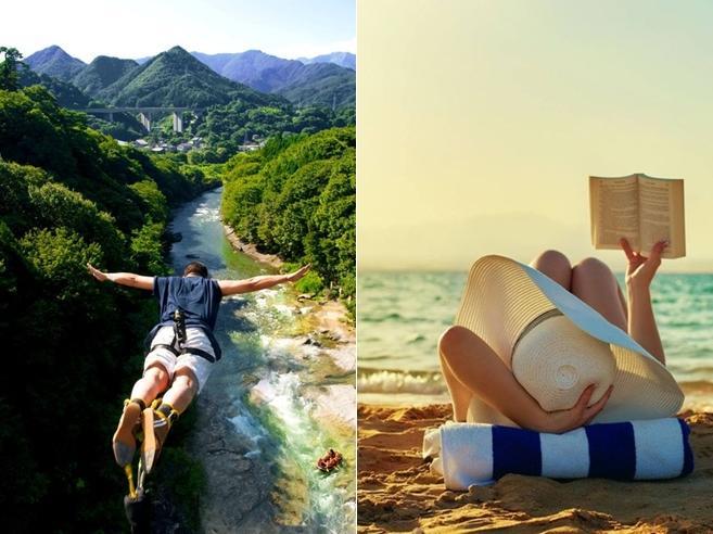 Tatilin adrenalin dolu olanını mı yoksa huzur dolu olanını mı tercih edersiniz?