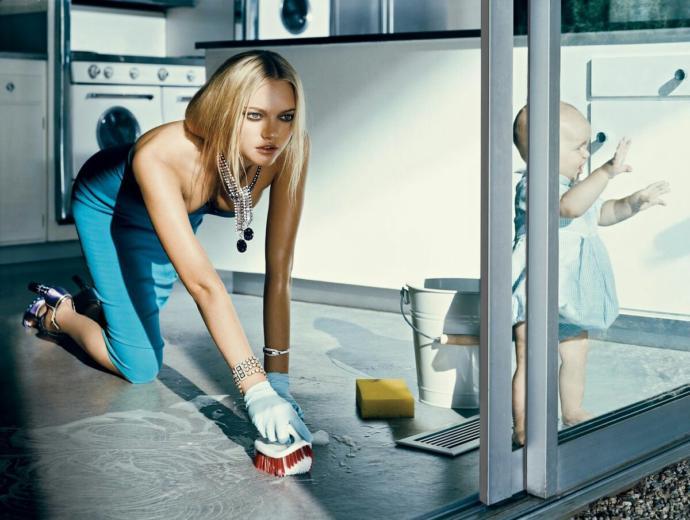 Ev temizliğinde size yapılan eleştiri/tavsiyelere ne tepki verirsiniz?