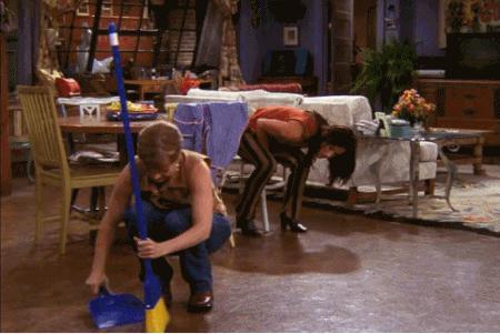 Evin en zor temizlenen kısmı sence hangisi?
