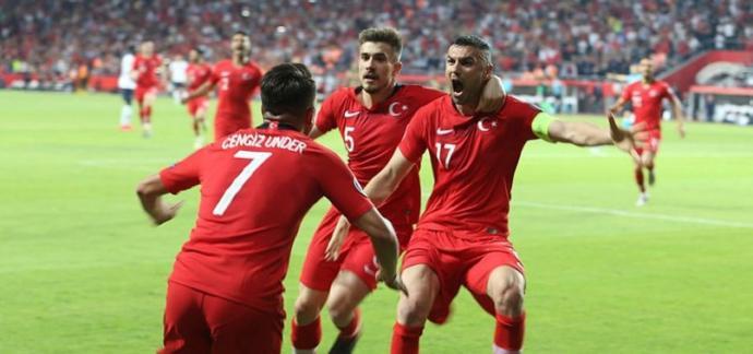 Türkiye Euro 2020 elemelerini kaçıncı sırada bitirir?