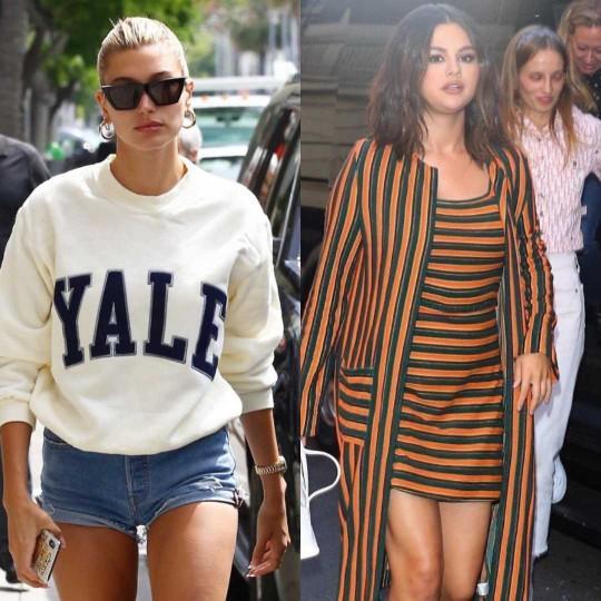 Selena Gomez ile Hailey Bieber saç baş kavga ederse kim döver?