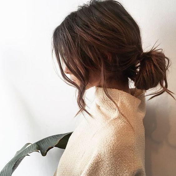 Günlük yaşamda kızlara hangi saç toplama modeli daha çok gidiyor?