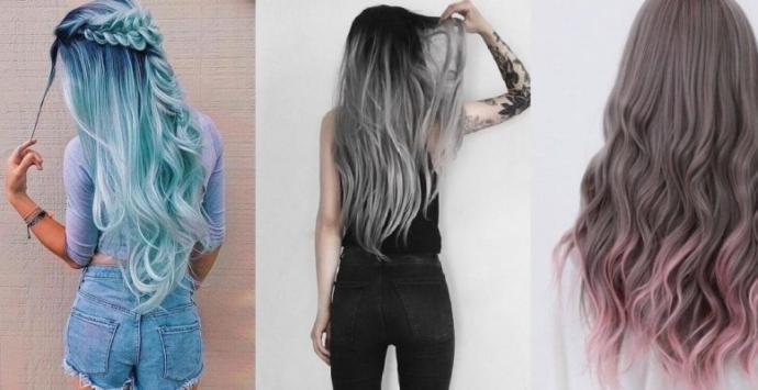 Saçınızı bugün giydiğiniz kıyafetin rengine boyayacak olsanız hangi renge boyardınız?