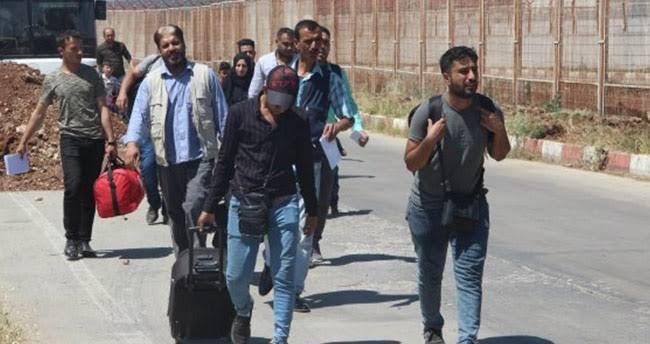 Mülteci Suriyeliler