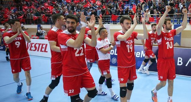 Türk Milli voleybol takımı, 2019 CEV Avrupa altın liginde! Sizce şampiyon olur muyuz?