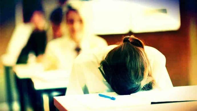 Bu ülkedeki Üniversite Sınavı gibi streslerle sağlıklı kalmak mümkün mü?