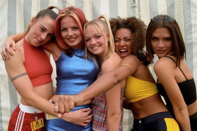 90'lı yılların efsanevi müzik grubu Spice Girls, animasyon filmi oluyor! İzleyecek misiniz?