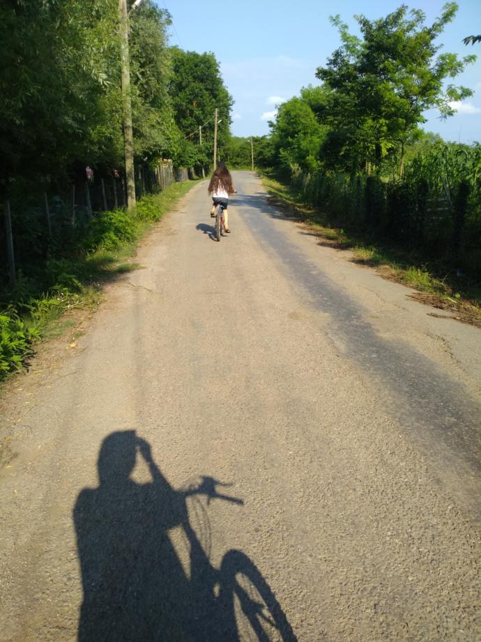 Bisiklet sürmeyi sever misiniz?