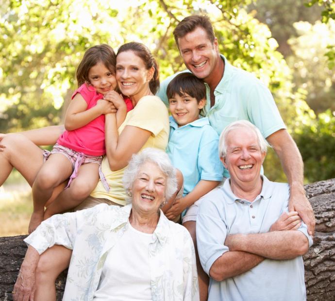Sizi ailenizden en çok kime benzetirler?