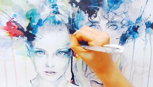Ebru sanatı mı yoksa sulu boya sanatı mı daha çok ilginizi çekiyor?