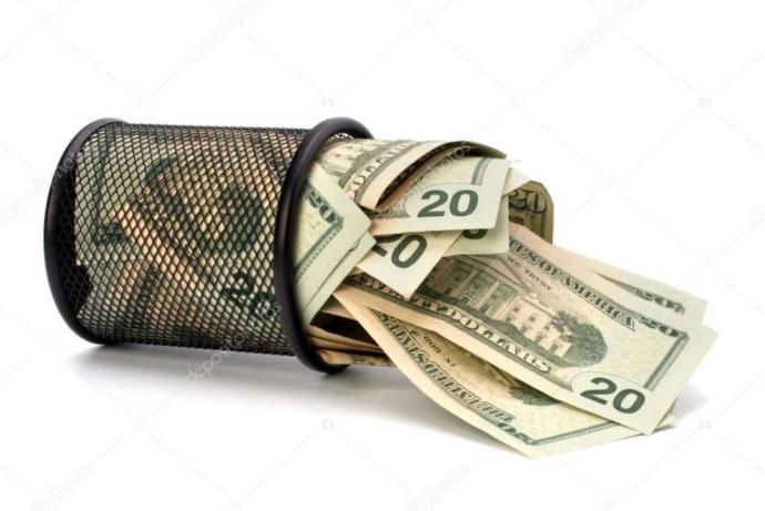 Harcadığınız paraya acıdığınız oldu mu hiç?