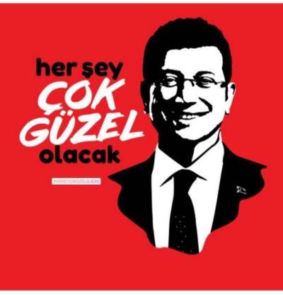İstanbul büyükşehir belediye başkanlığını her şey çok güzel olacak ...