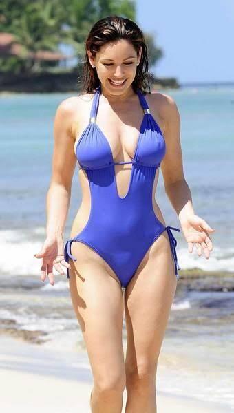 Büyük beden bikini mayo sızce guzel degılmi?