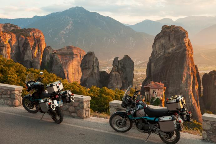 Eşiniz motosiklet bağımlısı olsa ve tatile motorla / motorlarla çıkma istese, tepkiniz ne olurdu :) ?