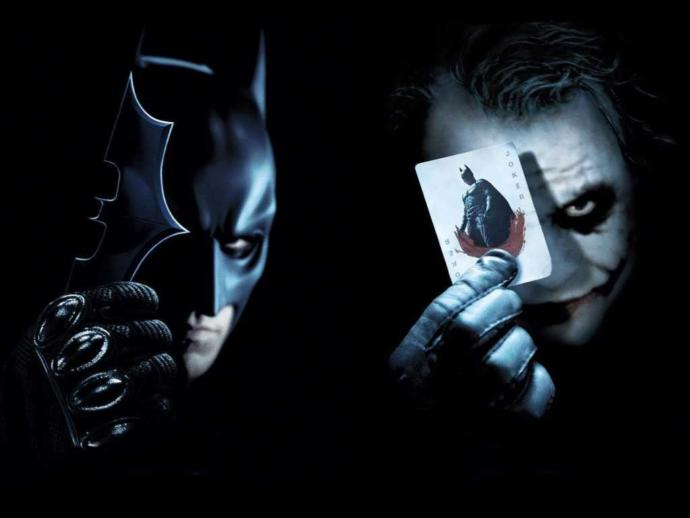 Batman mi yoksa joker mi?