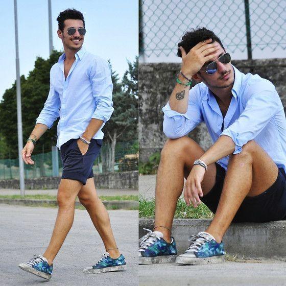 Şort giyen erkekler bacaklarının tüylerini almalı mıdır?
