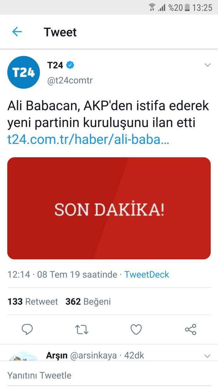 Ali Babacan parti kuruyor. Bu durum siyasi dengeleri değiştirir mi?