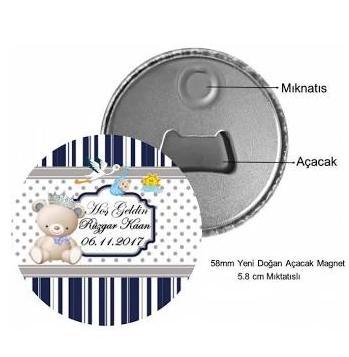 Bebek mevlidinde dağıtılacak olan hediyeliklerden hangisi daha kullanışlı?