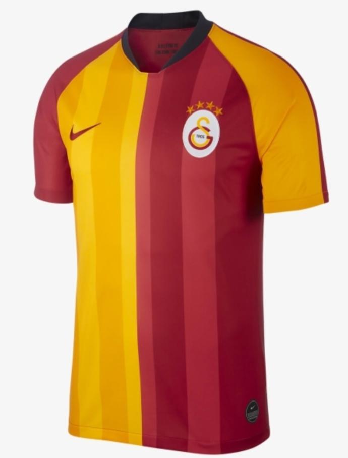 Galatasaray yeni sezon parçalı forma