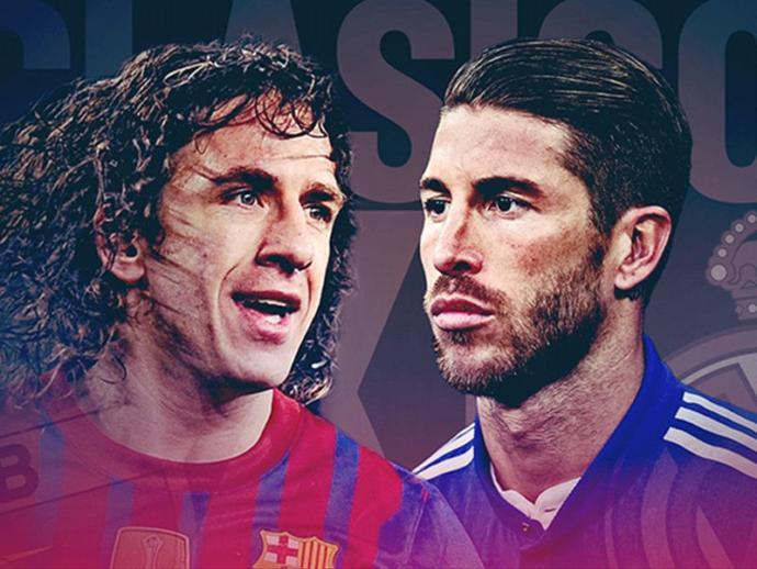 Sergio Ramos mu Carles Puyol mu? Sizce Hangisi Daha İyi Hangisi Efsane?