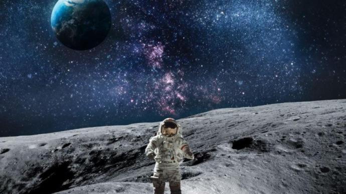 Ay'da ilk adım 50 yıl önce atıldı