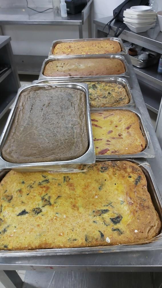 Sizde her kahvaltı veya brunch da omlet yemekten bıkmadınız mı? Hem tat olarak hem kolaylık olarak karşınızda terin. Sizce nasıl?