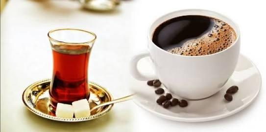 Kahve çay nescafe?