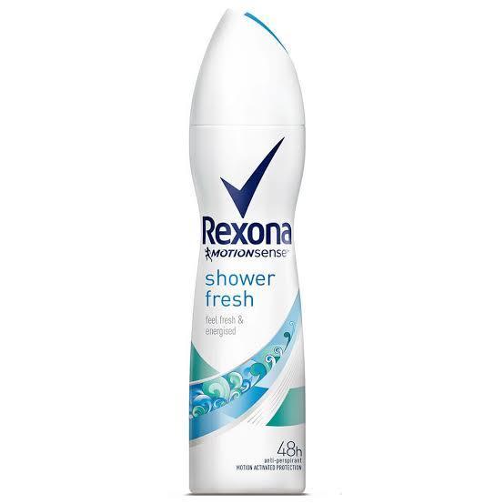 Rexona shower fresh kullanan var mı kokusu nasıl sizce?