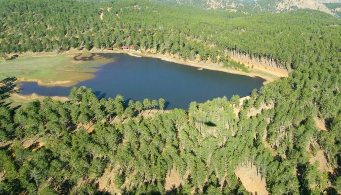 Gökçeova Göleti ve Sandras dağında doğa ile iç içe olmak ister misin?