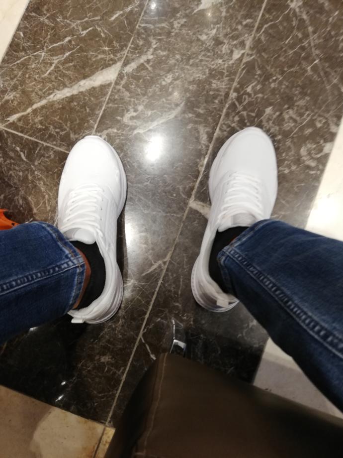 Abime aldığımız ayakkabı nasıl sizce?
