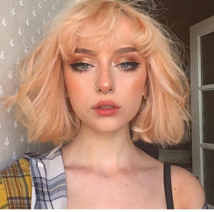 Bu saç rengini evde nasıl elde edebilirim?