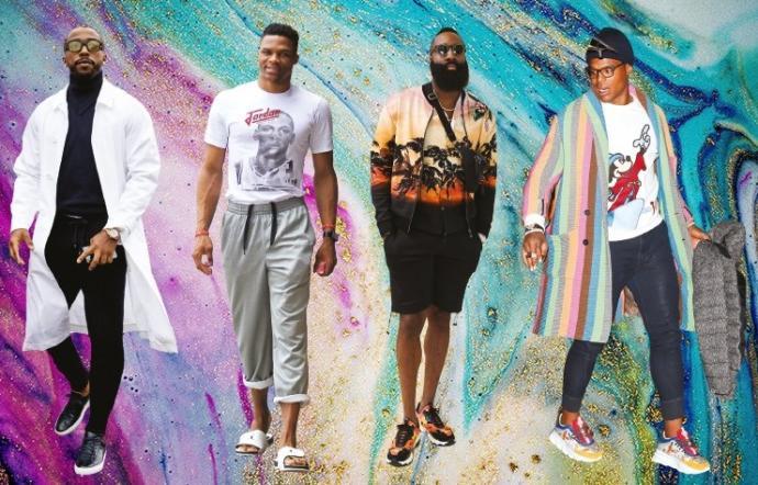 Sizce hangi ünlü sporcu, erkek modasına yön veriyor?