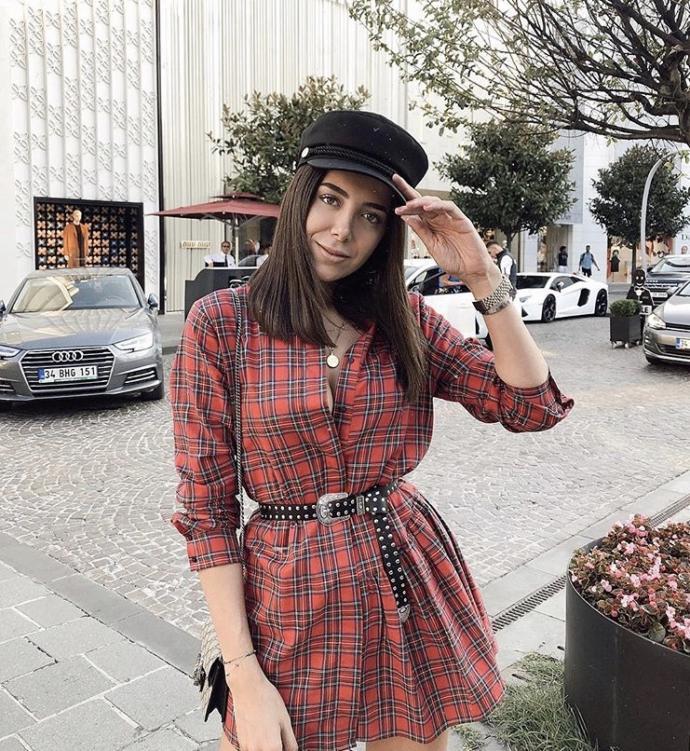 Bu şapka nasıl?