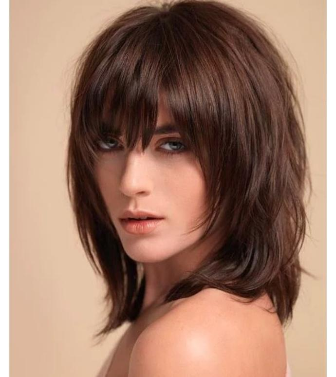 Katlı ve kırpık saçlardan hangisi favori modeliniz?