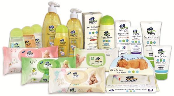 Sizce bebek bakım ürünlerinden akla gelen en iyi marka hangisi?